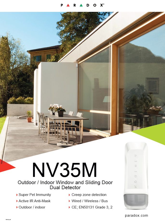 Paradoxnv35 Indoor Outdoor Wireless Detector The Diy